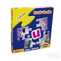 Puzzle Vocal Carton 25pzs (029)