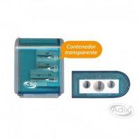 Sacapunta Triple c/Contenedor (020) ADIX