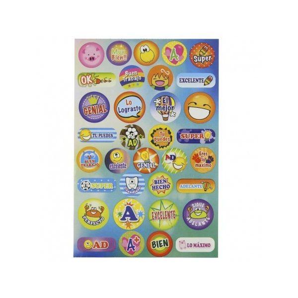 Sticker Motivacional 033 Adix Active Brain
