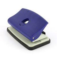 Perforadora Plastica Chica 15hs Azul ADIX