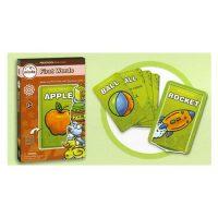FLASH CARDS PRIMERAS PALABRAS INGL M612 (24-96)