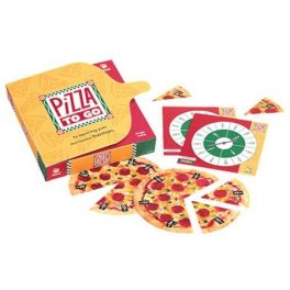 JUEGO DE FRACCIONES PIZZA
