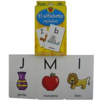 FLASH CARD EL ALFABETO 54 TARJETAS 596 (12)