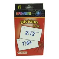 FALSHCARD DIVISION 54 CARTAS 0-12 734009