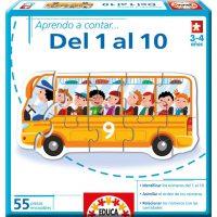 APRENDO A CONTAR DEL 1 AL 10 14233
