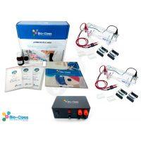 Kit de Biotecnologia escolar: Camara de Electroforesis Grande mas Fuente de Poder