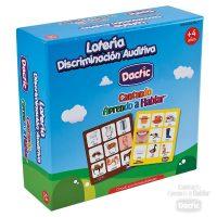 Loteria Disc. Auditiva CANTANDO