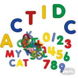 Letras/Numero Plastico