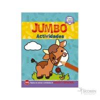 Libro Jumbo Color Nivel 2
