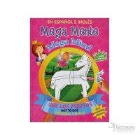 Libro Megamente une Puntos Princesa