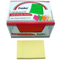 TACO POST IT 75X50MM. 100HJS G3020 (12-576)