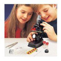 MICROSCOPIO MS-006 100x 300x 600x (12-24)