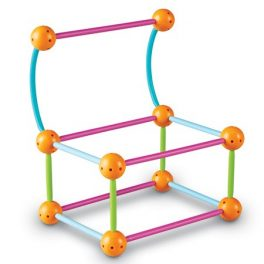 CONECTORES GEOMETRICOS 3D