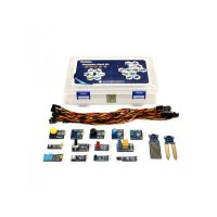 KIT INICIAL DE ELECTRONICA 15 PZAS.RB-13K120