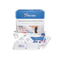 KIT Diabetes: Deteccion simulada por uroanalisis y test ELISA