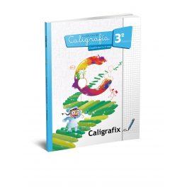 CALIGRAFIA EN CUADRICULA 3ro BASICO
