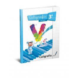 CALIGRAFIA VERTICAL 3ro BASICO