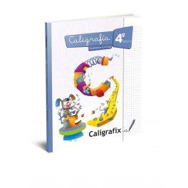 CALIGRAFIA EN CUADRICULA 4to BASICO