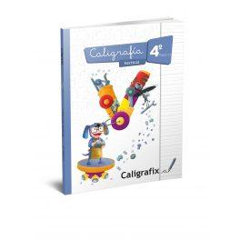 CALIGRAFIA VERTICAL 4to BASICO