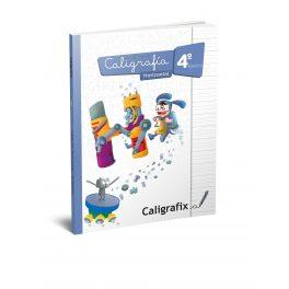 CALIGRAFIA HORIZONTAL 4to BASICO