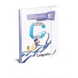 CALIGRAFIA EN CUADRICULA 5to BASICO