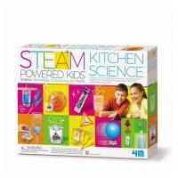 Ciencia en la Cocina STEAM - set 30 experimentos