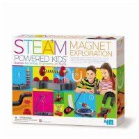 Exploracion ciencia Magnetica Steam
