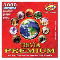 TRIVIA PREMIUM 3.000 PREGUNTAS