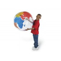 GLOBO TERRAQUEO DIDACTICO INFLABLE LER2438