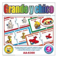 GRANDE Y CHICO