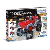Laboratorio de Mecanica - Monster trucks