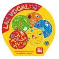 JUEGO EDUCATIVO LAS VOCALES TOYNG
