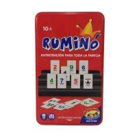 RUMINO CAJA METALICA TOYNG