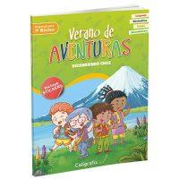 VERANO DE AVENTURAS PREPARATE PARA 1ero BASICO
