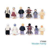 FAMILIA DE MADERA 6PCS. 10CM YT9365 (24)