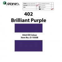 OLEO MARIE 50ML O-1050B MORADO BRILLANTE 402