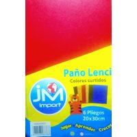 PANOLENCI DISPLAY 6 COLORES 20x30 (1-100)