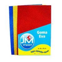 GOMA EVA OFICIO GLITTER BRILLO 3 COL. EF008(200)