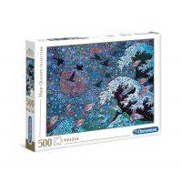 Puzzle El Baile de las Estrellas - 500 piezas - High Quality Collection - Clementoni