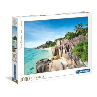 Puzzle Playa Paraiso - 1000 piezas - High Quality Collection - Clementoni