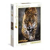 Puzzle El paseo del Jaguar - 1000 piezas - High Quality Collection - Clementoni
