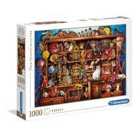 Puzzle Mueble de Juguetes - 1000 piezas - High Quality Collection - Clementoni