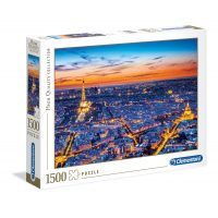 Puzzle Paris - 1500 piezas - High Quality Collection - Clementoni