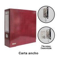 ARCHIVADOR CARTA ANCHO (648 X 350)