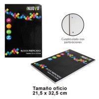 BLOCK PREPICADO OFICIO /100