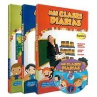 Mis Clases Diarias 1er grado + CD-ROM