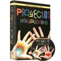 Cómo Trabajar con Proyectos Integradores-Nivel Inicial + CD-ROM