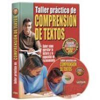 Taller práctico de comprensión de textos + CD-ROM