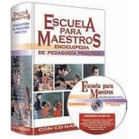 Escuela para Maestros + CD-ROM