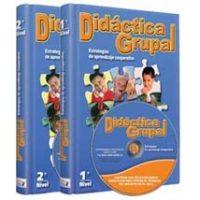 Didáctica Grupal 1er y 2do Nivel + CD-ROM